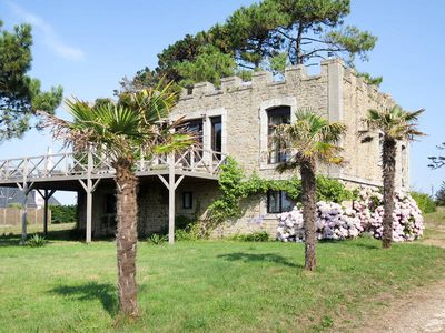 Photo for Vacation home Le Fortin de Kerkoulin  in Nevez, Finistère - 8 persons, 4 bedrooms