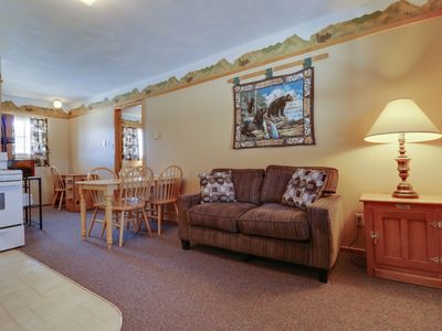 Photo for Charming, dog-friendly getaway w/shared hot tub - great for small groups!