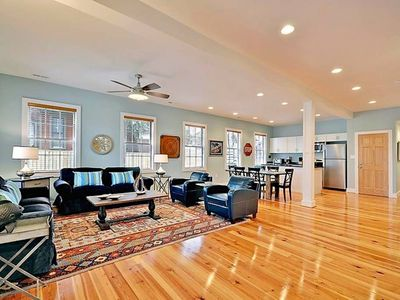 Photo for Bright & Spacious Folly Condo; Close to Everything