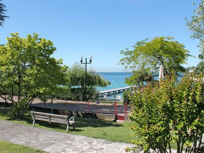 Photo for Apartment Favola Bella  in Bardolino (VR), Lake Garda/ Lago di Garda - 5 persons, 2 bedrooms