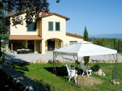 Photo for Apartment Podere Le Muricce  in Badia Agnano - Bucine (AR), Arezzo and surroundings - 8 persons, 4 bedrooms