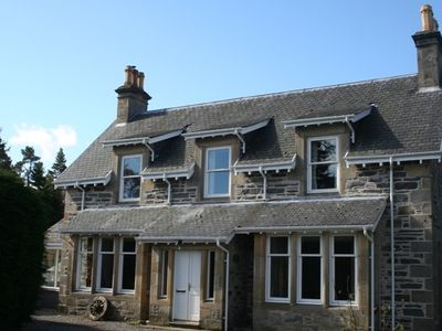 Photo for 4BR House Vacation Rental in Grantown-on-Spey, Scotland