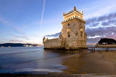 Belém Tower - We are less than 10 minutes walking distance