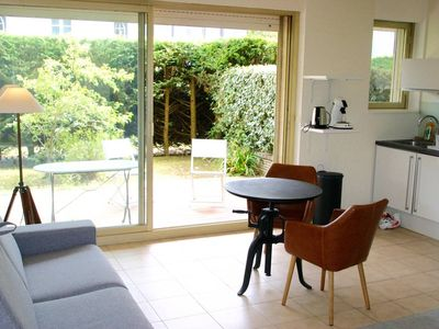 Photo for Apartment Vacation Rental in Deauville, Normandie