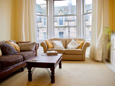 Photo for 2 Bedroom Bruntsfield Apartment