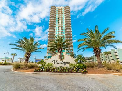 MU 1402 A Gorgeous Custom 4 Bedroom 4.5 Bath With Gulf Front and Lagoon Views. Sugar Sands