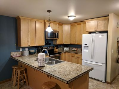 Photo for In-Town Condo, Dog Friendly, Ground Level, Recently Remodeled