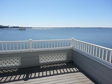 Waterfront Townhouse -Best view in Ocean City! 3 stories with 2 decks on the bay