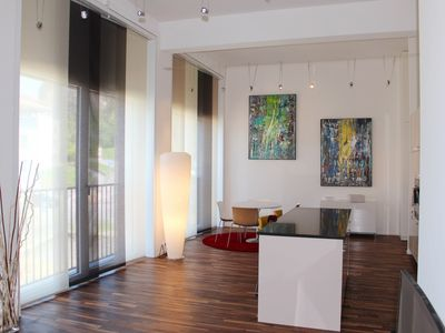 Photo for This Loft Is At The Center Of Lausanne, 100 Meters From Railway Station