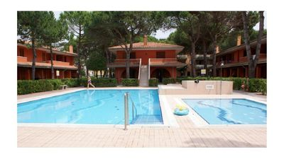 Photo for Fantastic Residence - Pools - Parking - Airco - Washing Machine- Beach Amenities