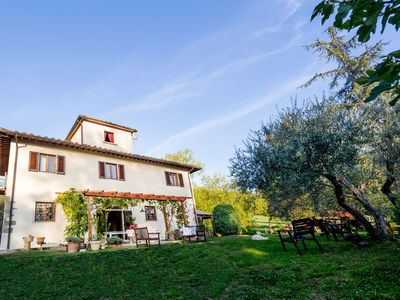 Photo for VILLA MARINA, Luxury Private Villa (exclusive use) in the Tuscan Countryside with private Swimmi...