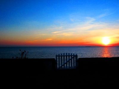 Photo for Rockport, MA 5 BR Waterfront w/ Water Views, Dogs Allowed, Sun Porch & More!