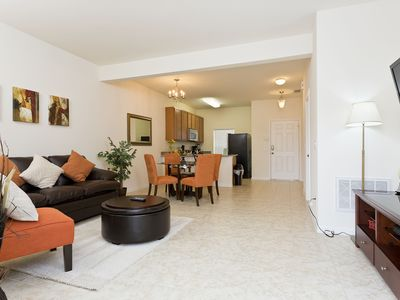 Photo for Cozy Townhouse with Splash Pool