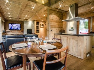 Photo for Chalet Chamonix-Mont-Blanc, 1 bedroom, 4 persons