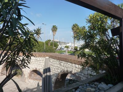 Photo for APARTMENT ON THE PORT OF PLAISANCE