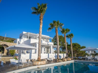 Photo for Villa Agia Irini Cove 3 with common pool for only 3 villas