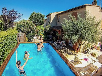 Photo for 4BR House Vacation Rental in Capestang, Occitanie