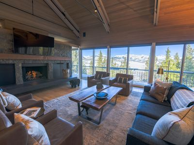 Photo for 36+ Acre Modern-Mountain Crested Butte Retreat with Breathtaking Views