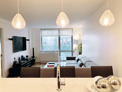Photo for LUXURY APT IN THE HEART OF HUDSON YARDS/CHELSEA