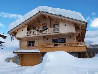 Photo for Chalet Le Grand-Bornand, 5 bedrooms, 12 persons
