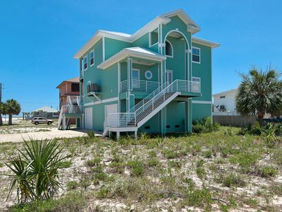 Photo for 4 BR beach house! Sleeps 16 -  ** New Pool!! ** Game room w/ pool and ping pong