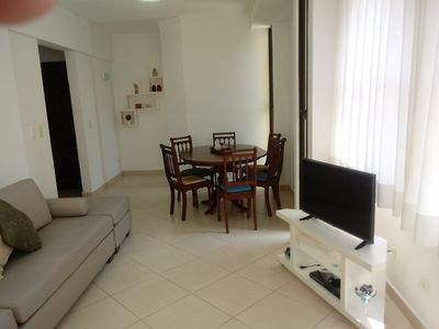 Photo for 2BR Apartment Vacation Rental in Jardim Las Palmas, SP