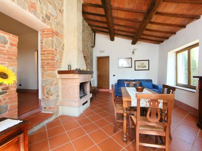 Photo for Vacation home Podernuovo in Castiglione d'Orcia - 8 persons, 4 bedrooms