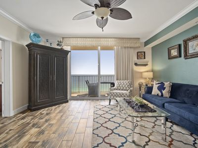 Photo for July Open! Gulf Front Master Suite! Directly On The Beach! Pools On Site!