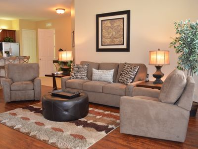 Photo for Magnificent Penthouse! Close to Convention Center, Universal, SeaWorld & Disney.