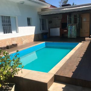 Photo for 3 BEDROOM HOUSE BEING 2 SUITES SWIMMING POOL - NEAR THE BEACH