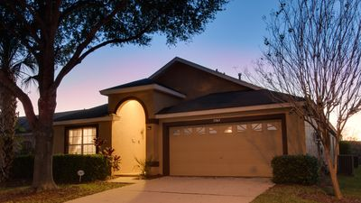 Photo for Fantastic! 5 BR/4 BA - 15 min to Disney, Pool, Theater & Awesome Reviews!