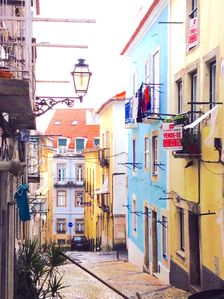 Photo for Madragoa Vintage Flat / Central / Near Sodré and Bairro Alto Cays / Cable TV / WiFi