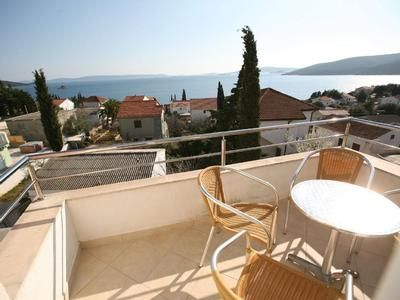 Photo for Holiday apartment Seget Vranjica for 2 - 4 persons with 1 bedroom - Holiday apartment
