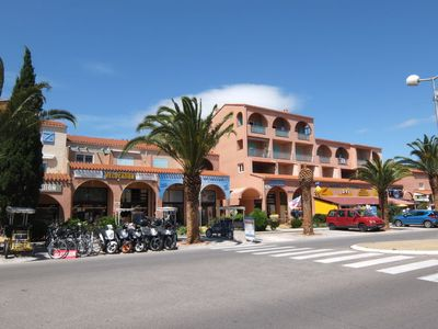 Photo for Apartment Le Central Beach in Argelès sur Mer - 4 persons, 1 bedrooms