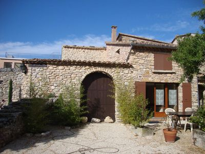 Photo for 1BR House Vacation Rental in Bédoin, Provence-Alpes-Côte-D'Azur