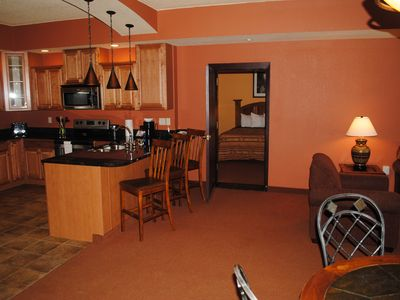 Photo for Beautiful 3 Bedroom , Memorial Day - Labor Day up to 10 Noah's Ark Passes