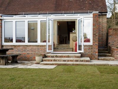 Photo for 2 bedroom accommodation in West Marden, near Chichester