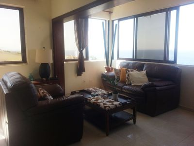 Photo for Guest-friendly 1BD Condo With Sea Views Near The Beach!