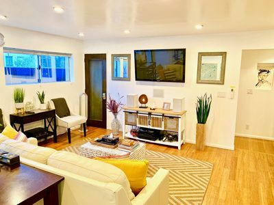 Photo for Modern Gem, Near Beach & Abbot Kinney, Small Patio, BBQ, AC, Parking, More!
