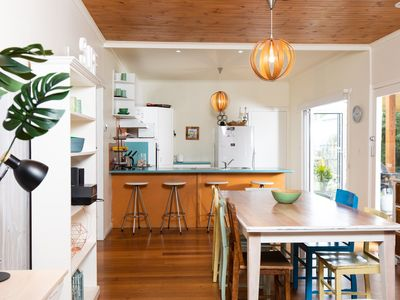 Photo for Classic Renovated Beach house in the heart of Barwon Heads