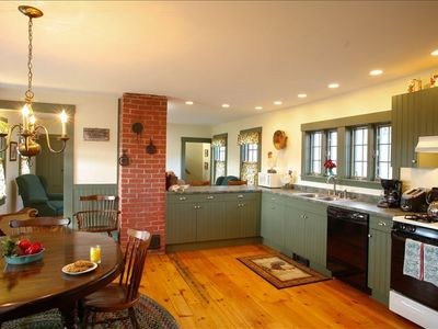 Photo for 3 BR Farmhouse on Picturesque 105-Acre Working Organic Farm Near Vermont