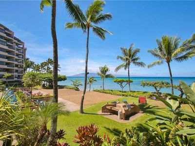 Photo for Sands of Kahana, unit 318  1BD / 2BA - 1st floor OCEANFRONT