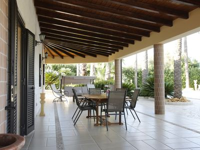 Photo for Villa Cavaliere Salento - Charming residence with swimming pool