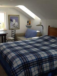 Photo for Beautiful  Sand Point Lighthouse Room  sleeps 3 located in Linnas Lodging