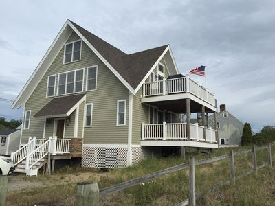 Photo for Beautiful Plum Island Escape; Steps from Beach- Coveted Southern Island Location
