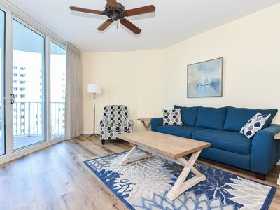 Photo for The Palms of Destin 1713: 2 BR / 2 BA condo in Destin, Sleeps 6
