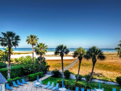 Photo for GORGEOUS REMODELED 2/2 ON THE BEACH! SPECTACULAR GULF FRONT VIEW!