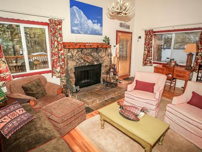 Photo for House in Big Bear with Parking, Internet, Balcony (983651)