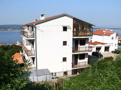 Photo for Apartment in Crikvenica (Crikvenica), capacity 4+0