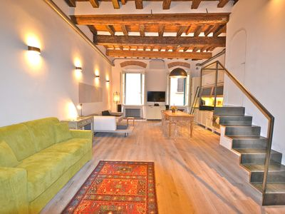Photo for Eco friendly, high-tech loft in Florence.